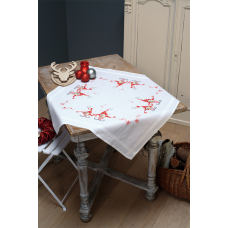 Tablecloth: Christmas Gnomes