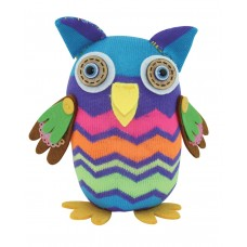 Olive the Owl (Sock Toy)