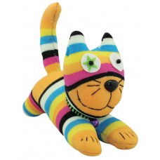 Clare the Cat (Sock Toy)