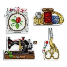 Needle Worker - Magnets