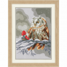 Owl and Gnome