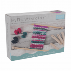 My First Weaving Loom Kit