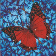 Flutterby Red