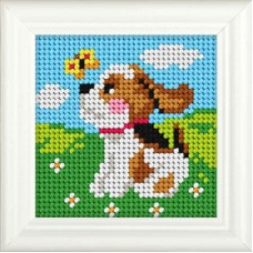 Needlepoint Kit: Puppy