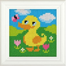 Needlepoint Kit: Ducky