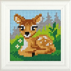 Needlepoint Kit: Fawn