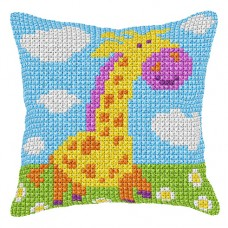 Cushion: Giraffe