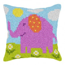 Cushion: Elephant