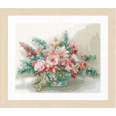 Bouquet of Flowers (Evenweave)