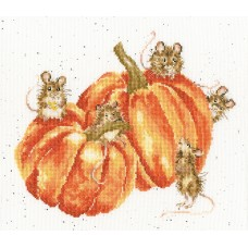 Pumpkin, Spice And All Things Mice
