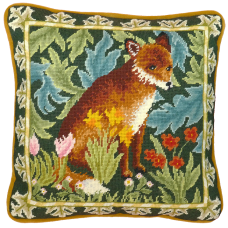 Woodland Fox Tapestry