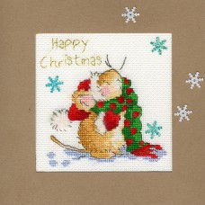 Christmas Card – Counting Snowflakes