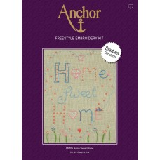 Embroidery Kit: Starter: Home Sweet Home