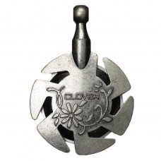 Yarn Cutter: Pendant: Antique Silver (3)