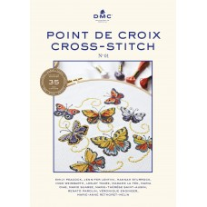 Cross Stitch Book: 12 A4 Designs: 64 Pages