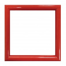 Diamond Painting Accessory: Frame: 9.5 x 9.5cm: Red