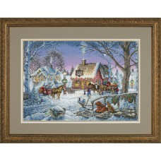 Gold: Counted Cross Stitch: Sweet Memories