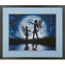 Counted Cross Stitch: Twilight Silhouette