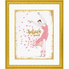 Counted Cross Stitch Kit: Dream Dancer