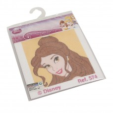 Cross Stitch Kits: Disney: Belle from Beauty and the Beast