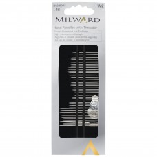 Hand Sewing Needles: with Threader: 45 Pieces