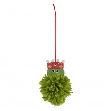 Pom Pom Decoration Kit: Christmas: Sprout: Pack of 1