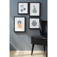 Counted Cross Stitch Kit: Pear