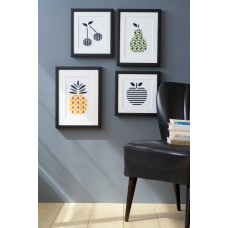 Counted Cross Stitch Kit: Apple