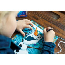 Embroidery Kit: Cards: Disney: Olaf: Set of 2