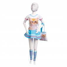 Couture Outfit Making Set: Tiny Cat