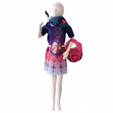 Couture Outfit Making Set: Twiggy Floral Magic