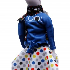 Couture Outfit Making Set: Hello Kitty Lucy Dots & Bow