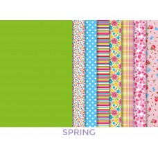 Couture Outfit Fabric Set: Spring