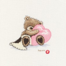 Counted Cross Stitch Kit: Dreaming