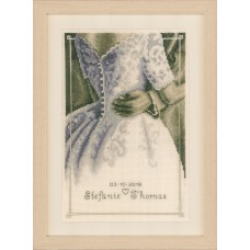 Counted Cross Stitch Kit: First Dance