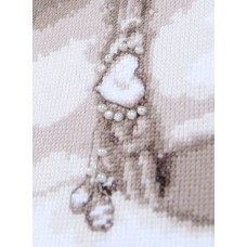 Counted Cross Stitch: Mother and Child: Limited Edition