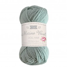 Yarn for Doll Hair: Sage: 12.5g