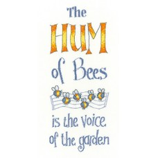 The Hum of Bees (Evenweave)