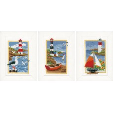 Lighthouse: Set of 3