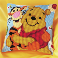 Cushion Kit: Winnie and Tigger