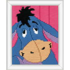 Long Stitch Kit: Eeyore