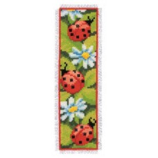 Ladybirds Bookmark