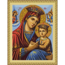 Icon Mother & Child