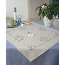 Blue Flower tablecloth