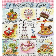 A Dictionary of Cakes