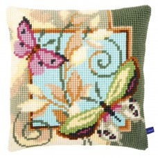 Deco Butterfly Cushion