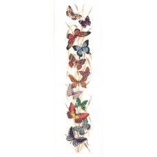 Butterfly Panel (Evenweave)