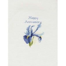 Iris Greetings Card Kit