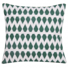 Angled Clamping Stitch Cushion Kit: Drops Cushion