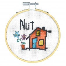 Nut House with Hoop